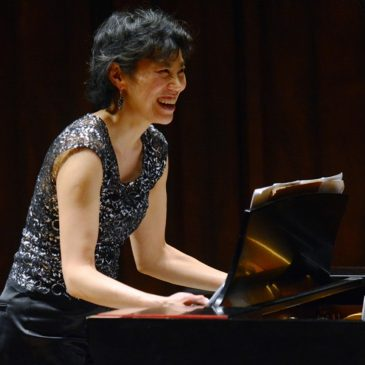 Episode 6: Genevieve Feiwen Lee, pianist-harpsichordist-toy pianist