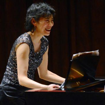 Episode 6: Genevieve Feiwen Lee, pianist-harpsichordist-toy pianist